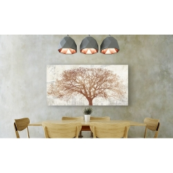 Wall art print and canvas. Alessio Aprile, Tree of Bronze