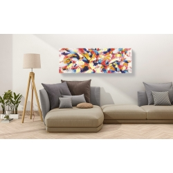 Wall art print and canvas. Bob Ferri, Rocking Waves