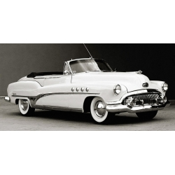 Cuadro de coches en canvas. Buick Roadmaster Convertible