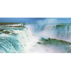 Wall art print and canvas. Krahmer, Iguazu Falls, Brazil
