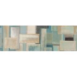 Wall art print and canvas. Italo Corrado, Aquamarine