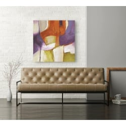 Wall art print and canvas. Chaz Olin, Hit of the Summer I