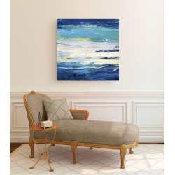 Wall art print and canvas. Lucas, Flying Over the Sea I