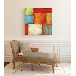 Wall art print and canvas. Anne Munson, Desert Sun