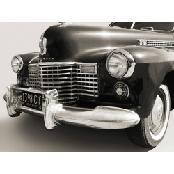 Quadro, stampa su tela. Gasoline Images, 1941 Cadillac Fleetwood Touring Sedan