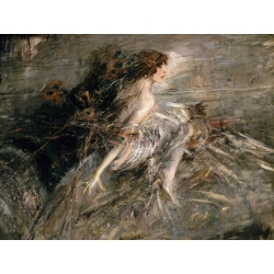 Wall art print and canvas. Giovanni Boldini, The Marchesa Luisa Casati