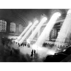 Quadro, stampa su tela. Grand Central Station, New York