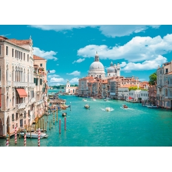 Wall art print and canvas. Pangea Images, The Grand Canal, Venice