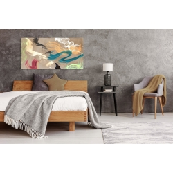 Wall art print and canvas. Haru Ikeda, Infinity in Motion