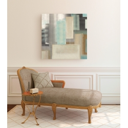 Wall art print and canvas. Italo Corrado, Aqua II