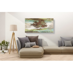 Wall art print and canvas. Luigi Florio, Washed Tree