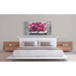 Wall art print and canvas. Luigi Florio, Flowering Tree