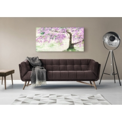 Wall art print and canvas. Silvia Mei, Flowering Tree