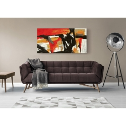 Wall art print and canvas. Jim Stone, Into the fire