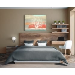 Wall art print and canvas. Alessio Aprile, Treescape #1 (Subdued)