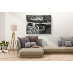 Wall art print and canvas. Italo Corrado, Shades of Grey