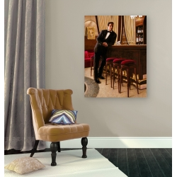 Wall art print and canvas. John Silver, In the Mood for Love I