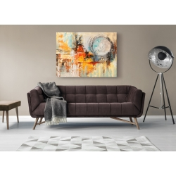 Wall art print and canvas. Lucas, Morning Reflections