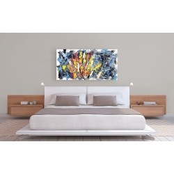 Wall art print and canvas. Bob Ferri, Rising Sun