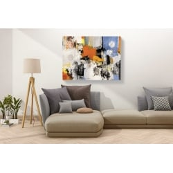 Wall art print and canvas. Arthur Pima, Youth